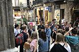 September 2019 - Touristifizierung in Barcelona wird von Studierenden in Projektstudie erforscht