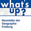 Juli 2020 - Zweite Ausgabe des Newsletters der Geographie Freiburg