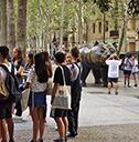 Januar 2020 - Facetten der Touristifizierung von Barcelona in crossmedialer Dokumentation