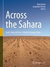 "August 2020 - New book publication ""Across the Sahara"""