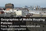 "April 2021 – Carola Fricke presents at the workshop ""Dislocating Urban Studies: Rethinking Theory, Shifting Practice"""